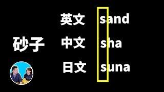 人類語言最大謎團,你能解開它嗎?| 老高與小茉 Mr & Mrs Gao