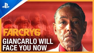 PlayStation Far Cry 6 - Giancarlo Will Face You Now | PS5, PS4 anuncio