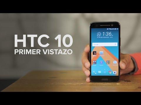 HTC 10: nuevo diseño, lector de huellas y un buen sonido