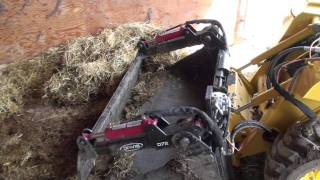D-Series Horse Stall Cleaning