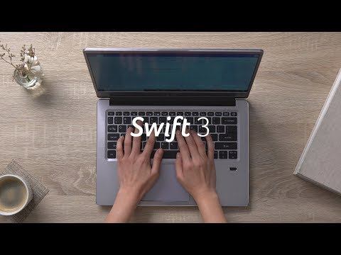 Hands-on with the 2018 Swift 3 | Acer