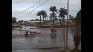 preview picture of video 'Rotonda del reparto La Victoria en Las Tunas'