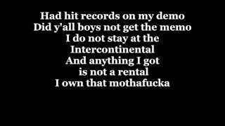 Drake Trophies Lyrics HD&CDQ +Download link
