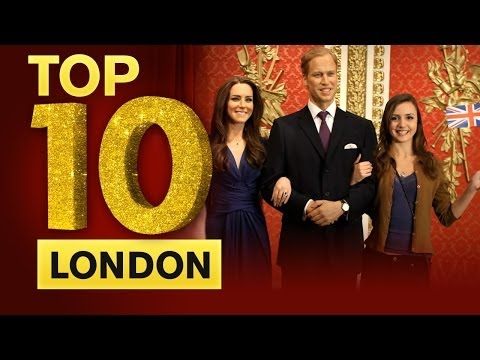 Video Top 10 London Attractions