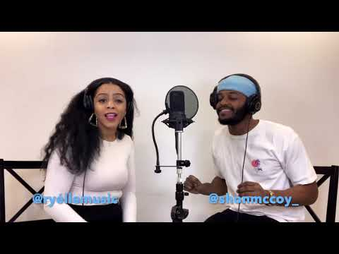 Chris Brown - Undecided Cover (Ryélle Ft. Shon McCoy)
