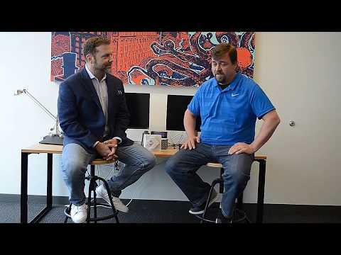 Hoyt Talks Innovation & Automation with Dan Laboe of Nike *