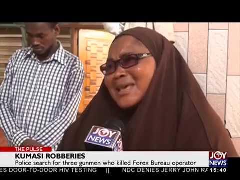 Kumasi Robberies - The Pulse on JoyNews (30-4-18)