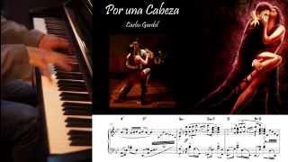 'Por una cabeza' - Piano cover