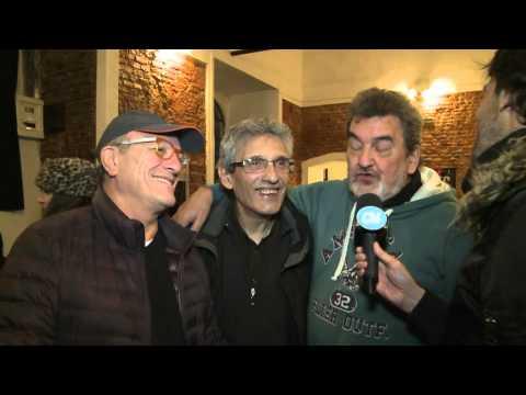 Ricardo Soulé video Entrevista  - Inauguración Fundación Mercedes Sosa 2016