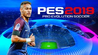 PES 2019 Android Offline English Version | PES 19 PPSSPP Latest