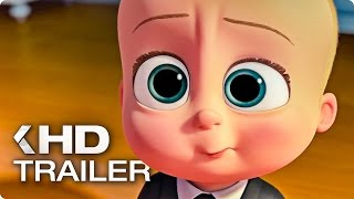 THE BOSS BABY Trailer 2 German Deutsch 2017