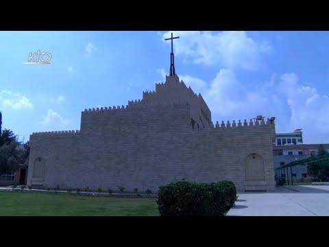 La cathédrale Mar Youssef d'Ankawa