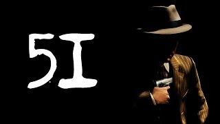 L.A. Noire №51. Случайностей не бывает.