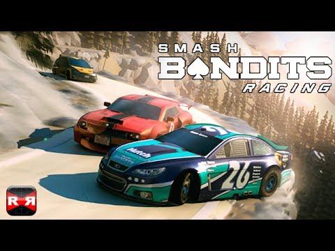 Smash Bandit Racing v1.06.33 - iOS - iPad Mini Retina Gameplay