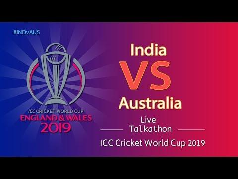 India vs Australia - LIVE Talkathon DD Sports - ICC Cricket World Cup 2019