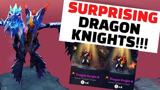 WE ARE FORCED TO PLAY DRAGONS! ► DOTA 2 AUTO CHESS [ENGLISH]
