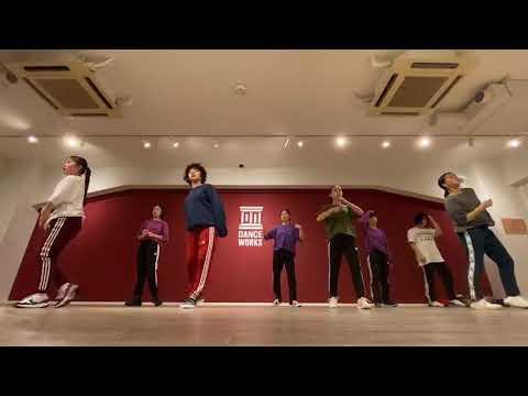 AKI  lesson DANCE WORKS KIDS