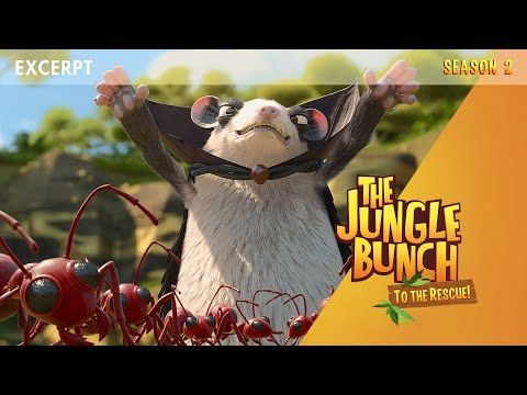 The Jungle Bunch - The Tiger Hunt