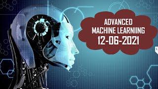 Adv Machine Learning Pertemuan Tgl 12 06 2021...