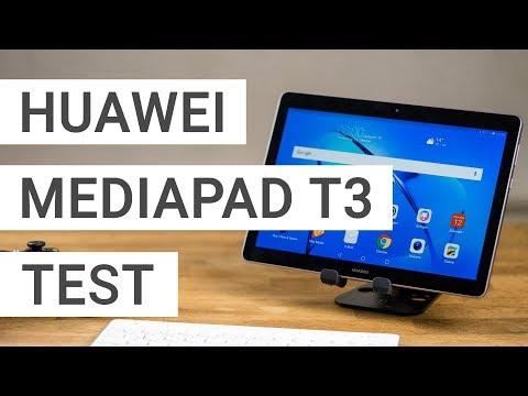 Huawei MediaPad T3 10 Test - Wie gut ist das günstige Tablet? | Deutsch