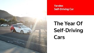 The Year Of Self-Driving Cars