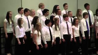 5. Rhythm of the Night (Warren, arr. Shaw) - Freshman Choir