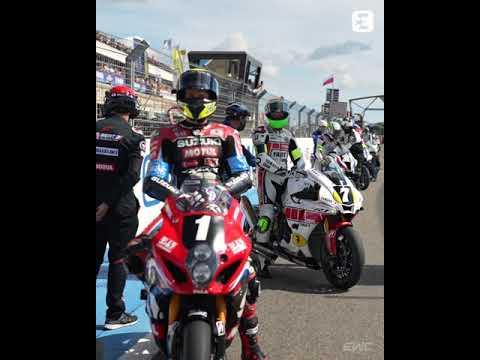 FIM EWC第4戦ボルドール(24時間)レースハイライト動画