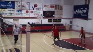 preview picture of video 'Amistoso Voley Rojas vs Circulo Italano (Colón) 06/06/2013'