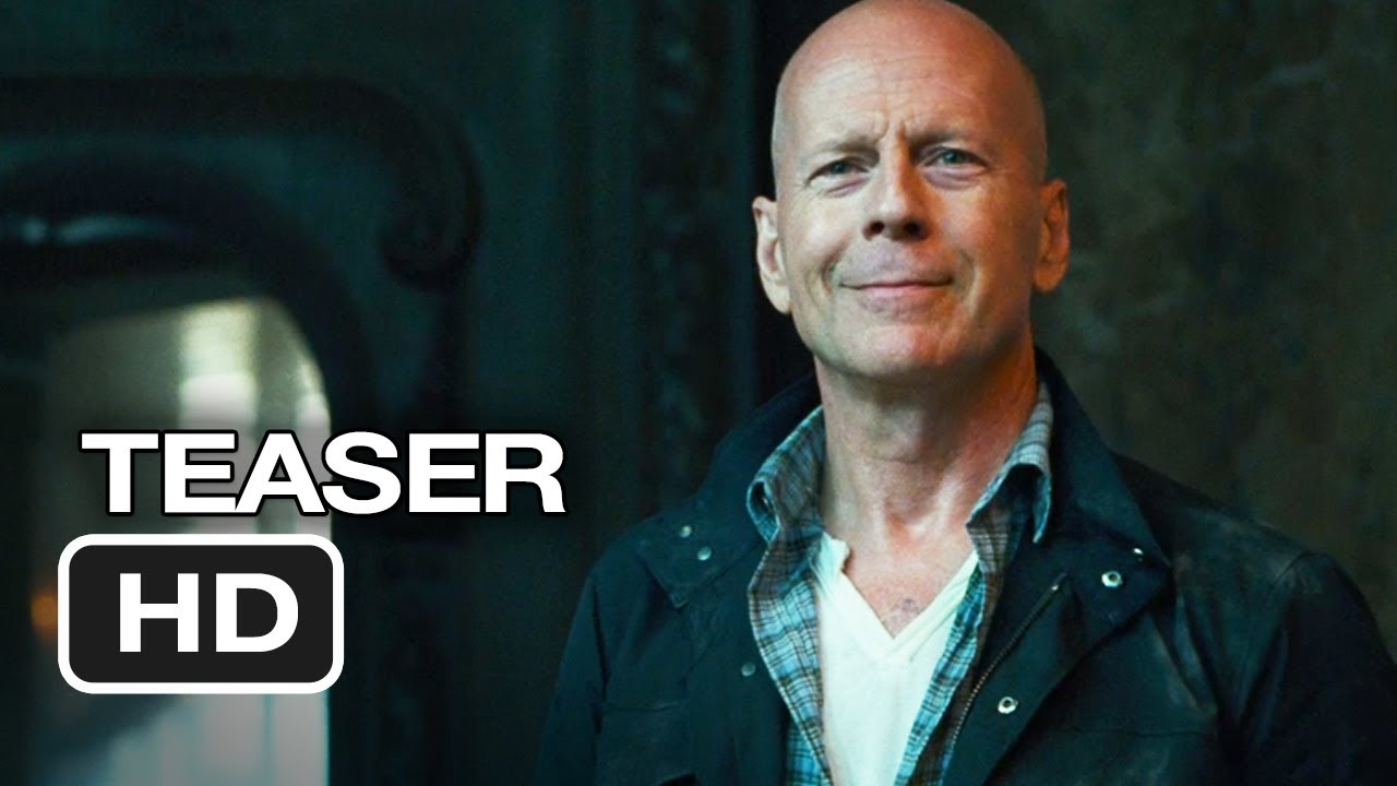 Movie Trailer: A Good Day to Die Hard (2013)