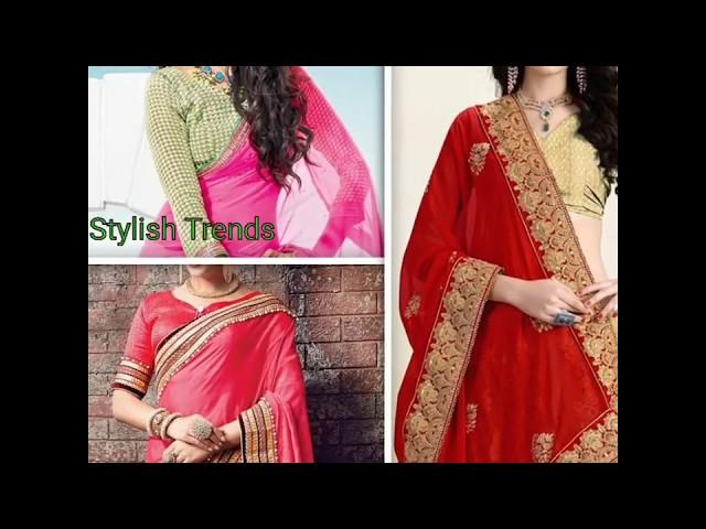 #1 Neck line design models for Blouse | Dress | Churidar | Tops | Gowns