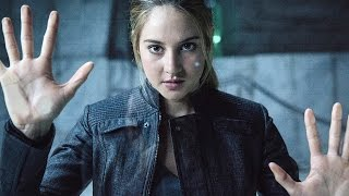 DIVERGENT - Own It On Blu-ray, Digital & DVD