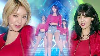 《BOF》 AOA - Good Luck @인기가요 Inkigayo 20161030