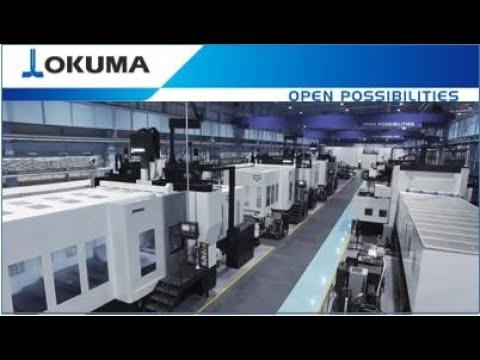 Okuma Smart Factory - Dream Sites