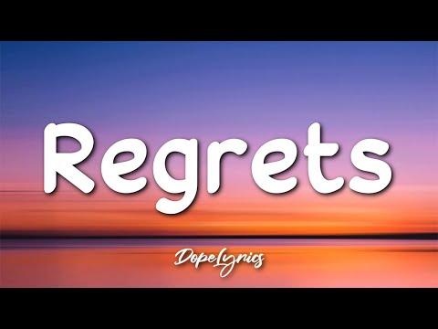 I Am Trails - Regrets (Lyrics) 🎵