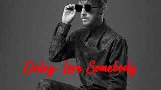Daley - Love Somebody LYRICS