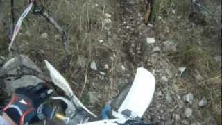 preview picture of video 'Entrenamiento  Enduro Cerrito Alta Gracia'