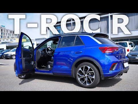 Volkswagen T-ROC R 2021