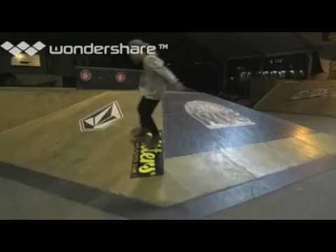 Mystic skate park