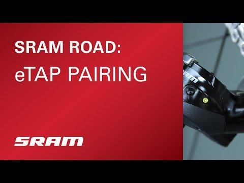 SRAM RED eTap Pairing