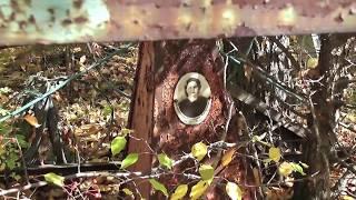 Кладбище  Заброшенные могилы