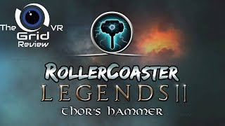 RollerCoaster Legends 2 | Review | PSVR