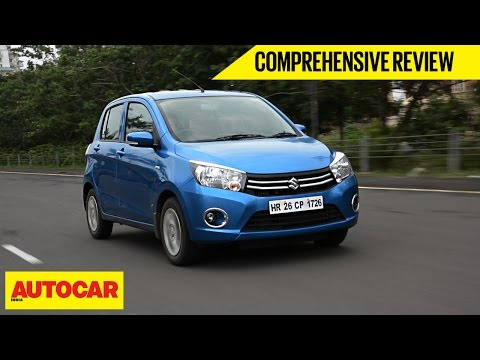 Maruti Celerio Diesel | Comprehensive Review | Autocar India