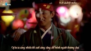 [Vietsub + Kara] Thorn Love - 4 MEN (Empress Ki OST)