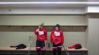 Boys Vs. Girls Hockey (Stereotypes)