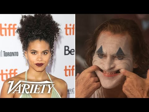 Zazie Beetz Weighs in on 'Joker' Controversy
