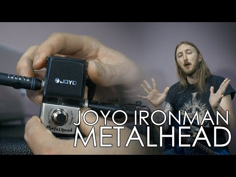 JOYO JF-315 Metal Head Kytarový efekt
