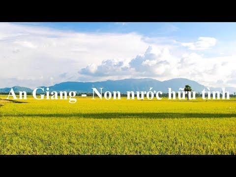 An Giang - Non nước hữu tình
