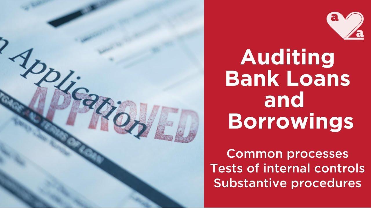 Examining bank loans and loanings thumbnail