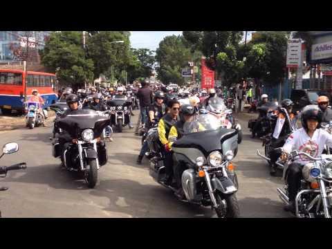 mp4 Konvoi Harley Davidson Indonesia, download Konvoi Harley Davidson Indonesia video klip Konvoi Harley Davidson Indonesia