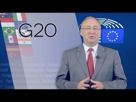 Minuto Europeu nº 99 - Sabe o que é o G20?